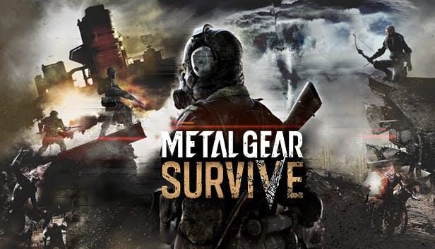 El evento del juego Metal Gear 3 Survive