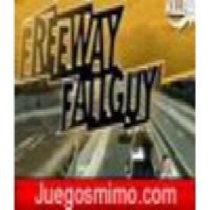 Coche Freeway Fallguy