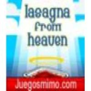 Garfield Lasagna from heaven