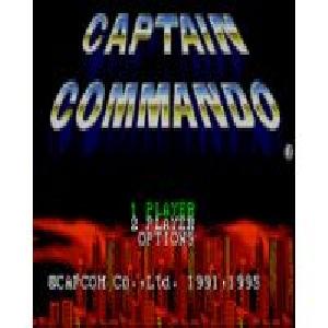 capitan comando