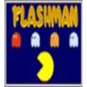 come cocos flash man