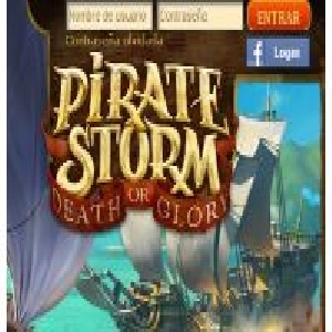Pirate Storm piratas