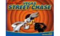 vegas street chase es una carrera de coches de los heroes looneytunes tendra que competir y ganar con esta aventura de personajes de television con el pato lucas y el conejo bugs bunny para niños.