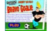 bravo goalei es un juego de penaltis tendra que meterle gol al famoso john bravo de cartoon network mete todos los goles que puedas en este deporte.Ten punteria y juega al futbol desde el punto de penaltis y a disparar.