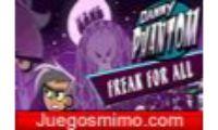 danny phantom es un juego de aventuras y super heroes para niños que tendra que escapar corriendo de todos los alienigenas con sus patadas y puñetazos, donde esta plataforma de accion sera muy original y divertida.