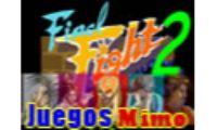 Final fight 2 es un juego de lucha y accion al estilo Street Fighter. Elige a tu compañero y acaba con todos los enemigos que saldra en final fight 2.