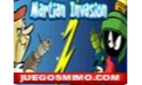 martian invasion es un juego de aventuras o plataformas para niños, niñas o chicas de los dibujos animados de cartoon network en el que tendreis que saltar y disparar a los malos en martian. Divertiros jugando y disfrutando en JuegosMimo.com