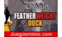 Pato Lucas Feather Weight es un juego de lucha y combates en el que tendreis que golpear a los famosos dibujos animanos de cartoon network es una imitación al famoso juego de puch Out de boxeo. Pero mas gracioso y vale tambien para los niños, es un deporte original.