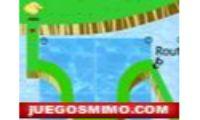 puzzle de animal 3 es un juego de animales y estrategia, en este caso un pollito en el que tendras que colocar las piezas del puzzle para que el pollito pueda cruzar el lago, infantil donde vale para niños y niñas o chicas con habilidad.