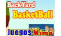 backyard basketball es un juego de deportes, es muy fácil de jugar. Solo tienes que meter la pelota a la canasta. Tendrás que hacer clic con el ratón en los puntos adecuados de hecho. Se puede jugar con 50 niveles a este juego de baloncesto.