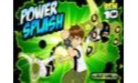 ben 10 power splash es una aventura debajo del agua que se convertira en pez y tendra que destruir todos los malos que pueda en esta plataforma de este super heroe