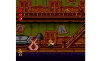 juego de la familia addams 2 para divertirse saltando totalmente gratis en esta aventura de plataformas de los personajes de miedo la segunda parte con la familia addams de la super nintendo snes.