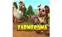 Juego de granjas online de estrategia divertido. Con Farmerama podras cultivar frutas, verduras o críar un ganado con el tractor... Se un granjero del campo.