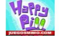 happy pillgamee es un juego de estrategia y habilidad en el que tendreis que disparar una pastilla a las caras que te salen, pero tener cuidado de no darles varias veces.Jugar es divertido y super original para niños, niñas, chicas y adultos.