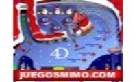 pinball navidad 4d