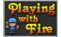 playing with fire es una Versión del clasico bomberman, pero eres un niño que pone petardos para explotar las cajas. Este juego tambien vale para 2 jugadores con tu habilidad, tanto para niños como para niñas.