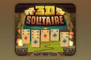 El juego de solitario pero versionado en 3D. Disfruta ordenando cartas para disfrutar y triunfar como un rey de la baraja. Porque el solitario clásico y ahora en 3 d nunca dejara de ser el mejor juego en cartas.