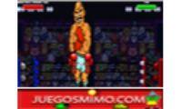 stereo boxing2 es un juego de boxeo, el primer contrincante es fácil, pero luego aumenta la dificultad conforme vas avanzando en este juego de deporte fisico de lucha y de combates.