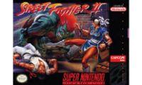 juego de street fighter 2 donde este clasico de las maquinas recreativas de accion y lucha gratis donde en los combates estan todos los personajes de la super nintendo snes como ryu, ken, vega y muchos mas de los personajes, tambien se puede a 2 jugadores.