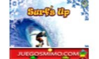 Ahora que empieza el veranito entrenando con este juego de surf. Consigue todos los puntos, realizando trucos, que te indican para pasar de ronda.Coge tu tabla y a disfrutar de este deporte en la playa con niños, chicas o de vacaciones.