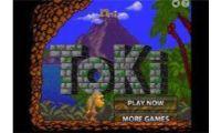toki es un juego clasico y de plataformas de las recreativas de 1989. La princesa Mohio es raptada por el malvado doctor Vookimedlo y te ha convertido en un mono llamado toki.