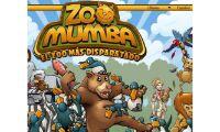 El juego online para los que les gusten los animales y el zoo. Con zoomumba os divertiréis los niños como las niñas, a este juego infantil con estos increíbles animales, monos, elefantes, leones y mucho más para jugar ya en la granja!